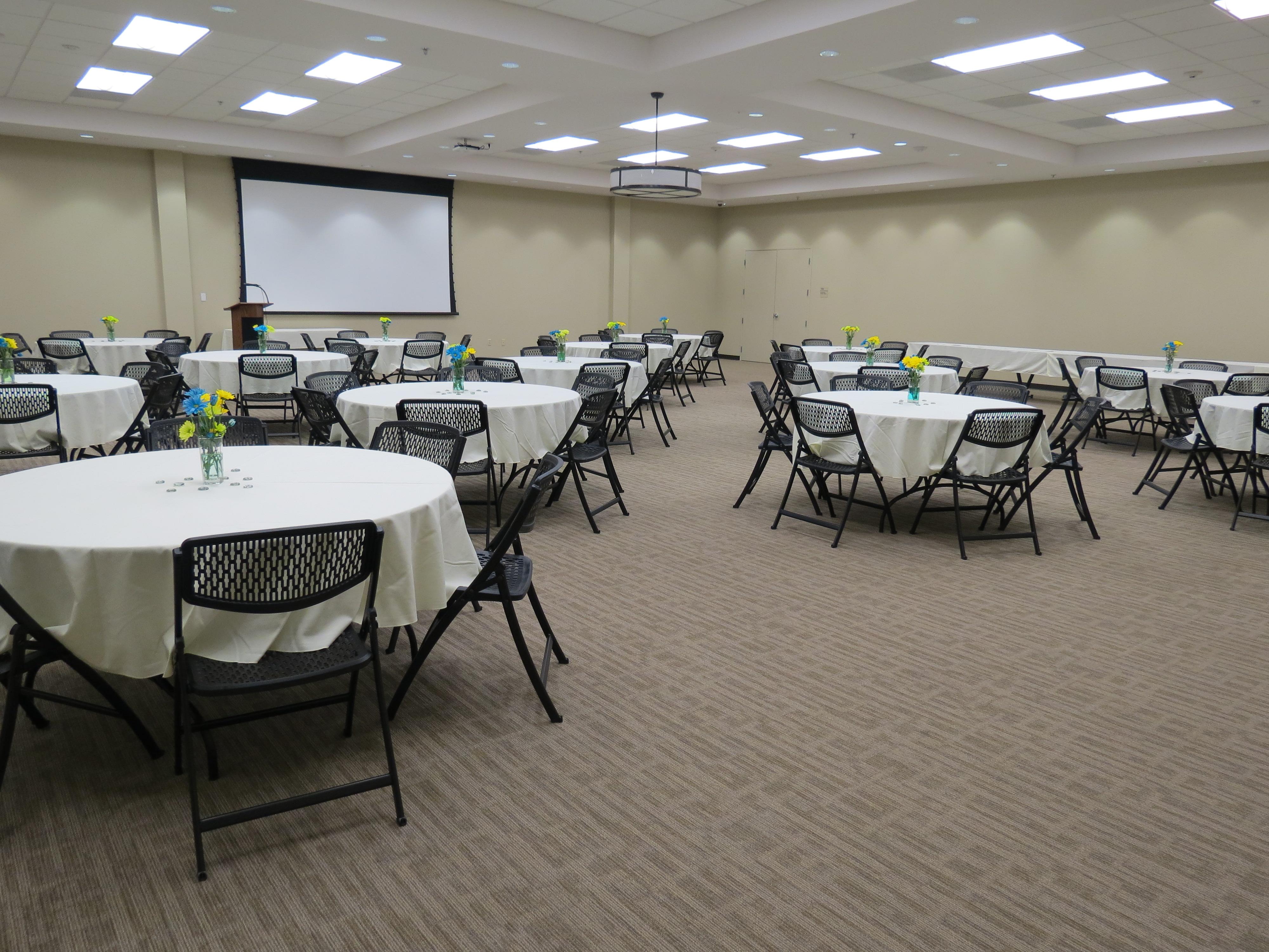 Event Center Interior